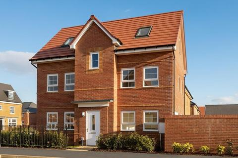 4 bedroom semi-detached house for sale - Plot 370, Hesketh at Barratt at Overstone Gate, Overstone Farm, Overstone NN6