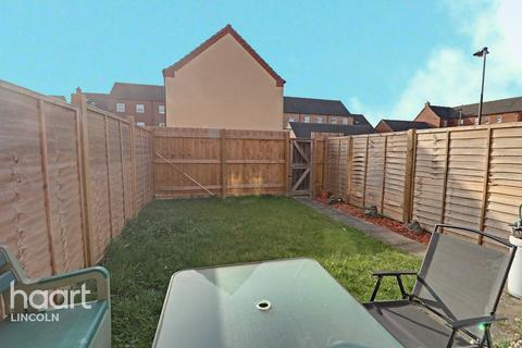 3 bedroom townhouse for sale - Moorhen Close, Lincoln