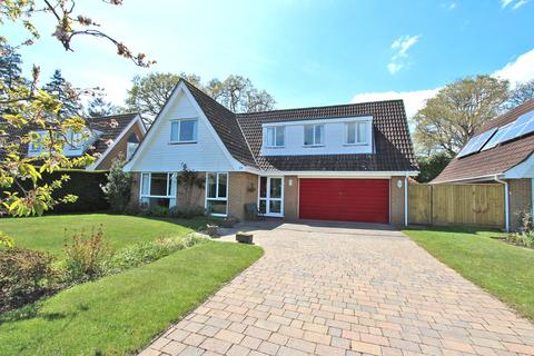 4 bedroom detached house for sale - Oberfield Road, Brockenhurst, Hampshire, SO42
