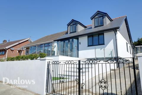 3 bedroom semi-detached bungalow for sale - Meadow Crescent, Tredegar