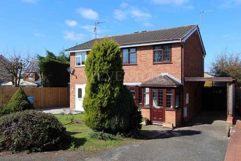 2 bedroom semi-detached house for sale - Naseby Road, Perton, Wolverhampton, WV6