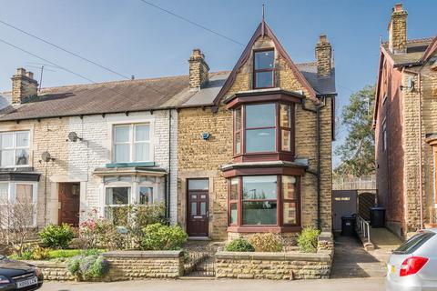 3 bedroom terraced house for sale - Overton Road, Hillsborough