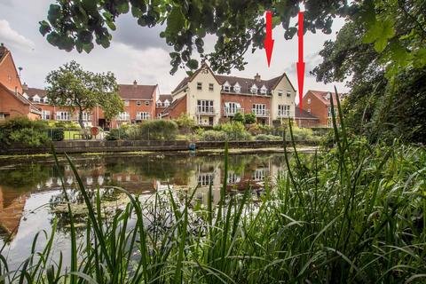 4 bedroom townhouse for sale - Old Laundry Court, Norwich