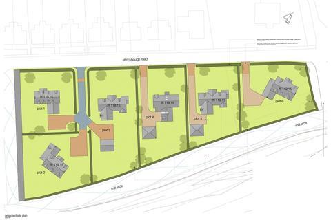Plot for sale - Residential Plots, Ettrickhaugh Road, Selkirk, Scottish Borders, TD7