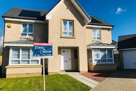 4 bedroom detached villa for sale - Oykel Crescent, Robroyston, G33 1FD