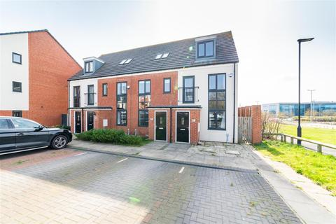 3 bedroom terraced house for sale - Elmwood Park Court, Great Park, Newcastle Upon Tyne