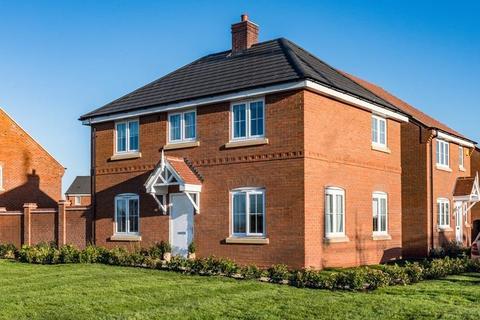 3 bedroom detached house for sale - Plot 108, The Parkton, Regal View, Oak Road, Great Glen LE8 9EG