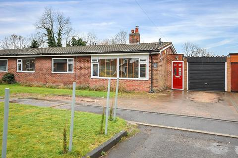 3 bedroom semi-detached bungalow for sale - Jasper Close, Radcliffe on Trent, Nottingham