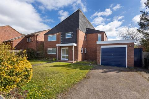 4 bedroom detached house for sale - Ling Dale, East Goscote, Leicester