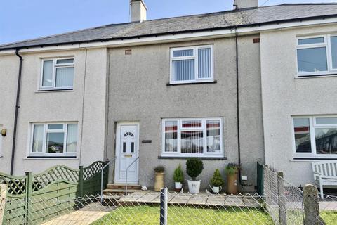 3 bedroom terraced house for sale - Cae'r Gromlech, Y Ffor, Pwllheli