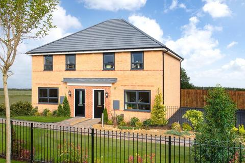 3 bedroom end of terrace house for sale - Plot 105, Maidstone at Momentum, Waverley, Highfield Lane, Waverley, ROTHERHAM S60