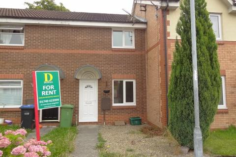 2 bedroom terraced house to rent - THE GABLES, SEDGEFIELD, SEDGEFIELD DISTRICT