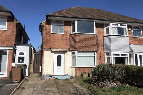 3 bedroom semi-detached house for sale - Marcot Road, Solihull B92