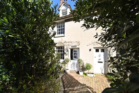 3 bedroom terraced house for sale - The Twitten, Ditchling, Hassocks, East Sussex, BN6