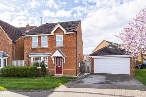 4 bedroom detached house for sale - Morgan Close, Pocklington
