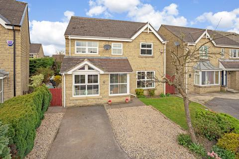 4 bedroom detached house for sale - Mill View, Burley in Wharfedale