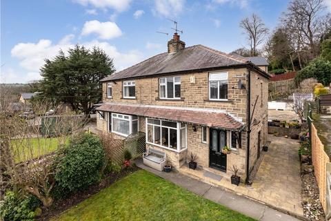 3 bedroom semi-detached house for sale - Wilsden Road, Harden, Bingley