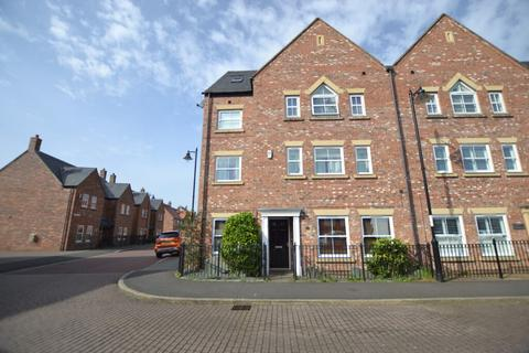 7 bedroom terraced house for sale - 7 Bedroom End of Terrace Townhouse for Sale on Netherwitton Way, Newcastle Great Park