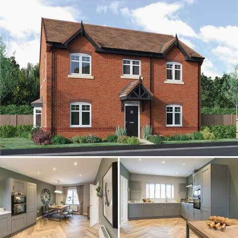 4 bedroom detached house for sale - Plot 193, Finchley at Hackwood Park Phase 2a, Radbourne Lane DE3