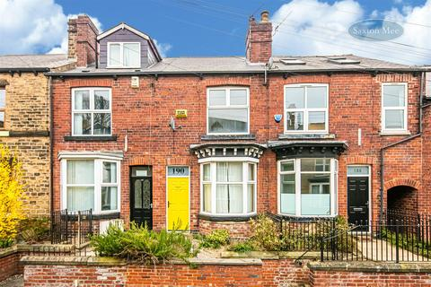 3 bedroom terraced house for sale - Cobden View Road, Crookes, S10 1HT