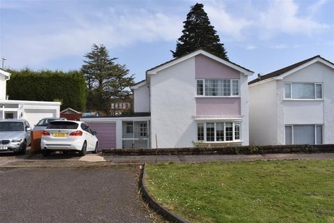 5 bedroom detached house for sale - Dana Drive, Sketty, Swansea