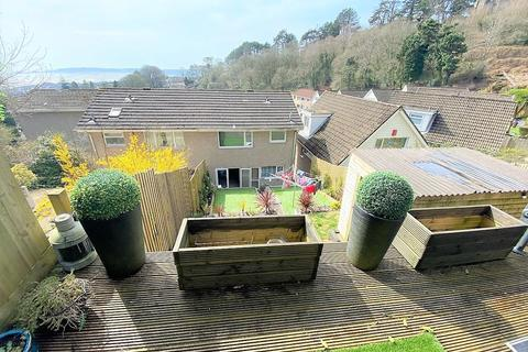 4 bedroom townhouse for sale - Notts Gardens, Uplands, Swansea