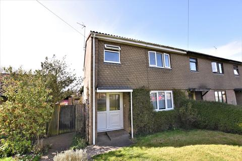 3 bedroom end of terrace house for sale - Morgans Close, Polebrook, Peterborough