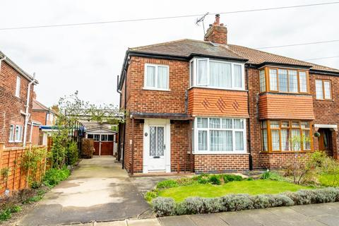 3 bedroom semi-detached house for sale - Rydal Avenue,  Burnholme, York