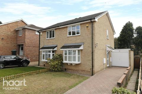 2 bedroom semi-detached house for sale - Cairngorm Drive, Nottingham