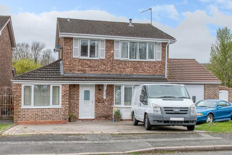 4 bedroom detached house for sale - Campden Close, Crabbs Cross, Redditch, B97 5NJ