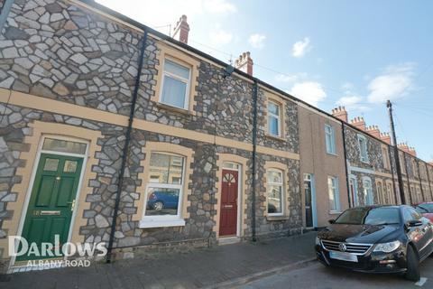 2 bedroom terraced house for sale - Zinc Street, Cardiff