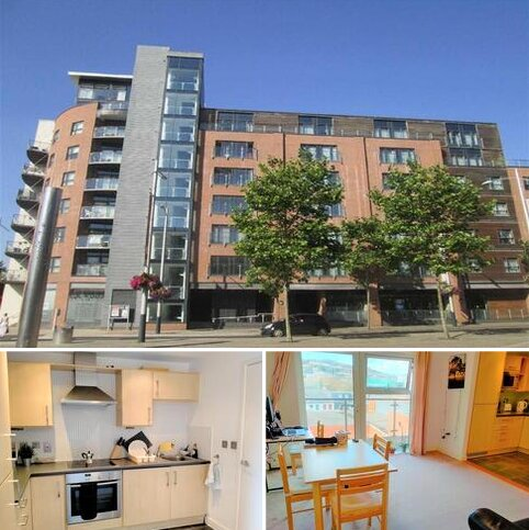 1 bedroom apartment for sale - Excelsior Apartments, Princess Way, Swansea