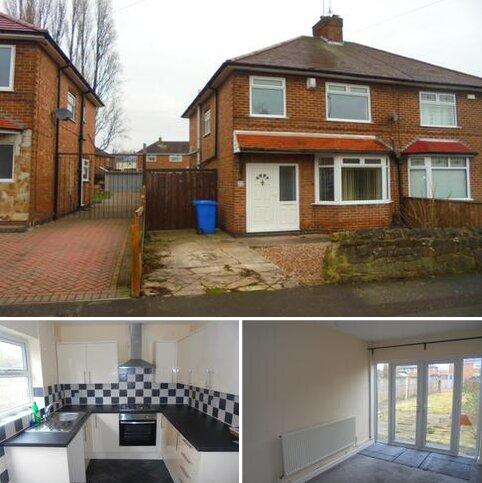 3 bedroom semi-detached house to rent - Wilson Road, Chaddesden DE21