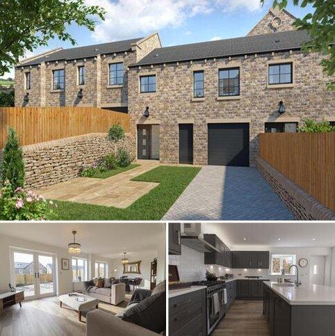 4 bedroom townhouse for sale - Plot 35, The Larkin at Ebor Mills, Ebor Lane Haworth BD22