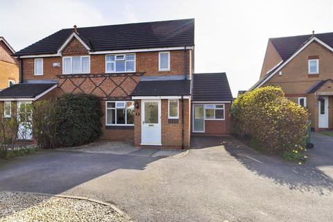 3 bedroom semi-detached house for sale - The Littlefare, Thorpe Astley, LE3 3TS