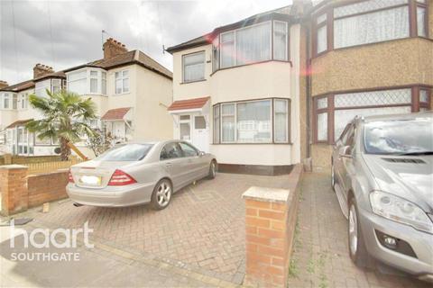 3 bedroom semi-detached house to rent - Pembroke Road, N13