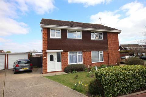 3 bedroom semi-detached house for sale - Chesley Close, Worthing.