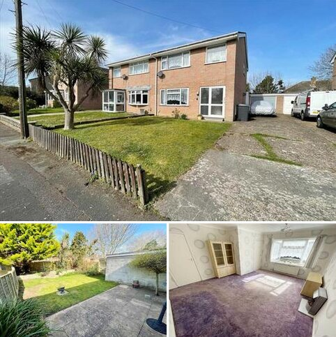 3 bedroom semi-detached house for sale - Mayfair Gardens, Bournemouth