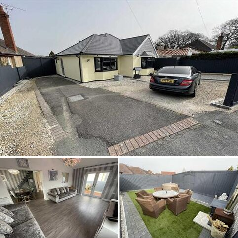 4 bedroom detached bungalow for sale - Wicket Road, Bournemouth