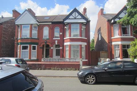3 bedroom semi-detached house to rent - Leighton Road, Manchester, Greater Manchester. M16 9NX