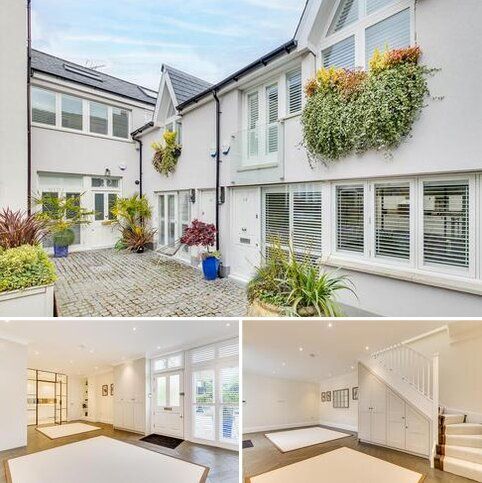 2 bedroom terraced house for sale - Prescott Place, Clapham, SW4
