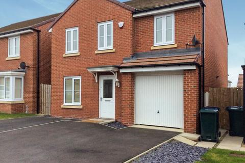 4 bedroom detached house to rent - Ministry Close, Benton, Newcastle upon Tyne, Tyne and Wear, NE7 7NF