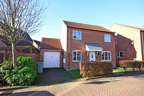 3 bedroom detached house to rent - Spindlewood Drive, Bourne, Lincolnshire, PE10