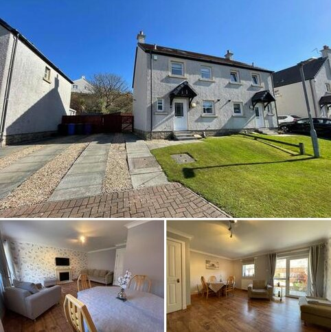 3 bedroom semi-detached house to rent - Horse Isle View, Ardrossan, North Ayrshire, KA22