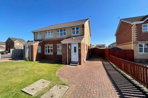 3 bedroom semi-detached house to rent - Corsankell Wynd, Saltcoats, North Ayrshire, KA21