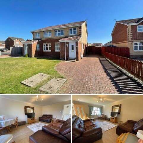 3 bedroom semi-detached house to rent - Corsankell Wynd, Saltcoats, North Ayrshire, KA21