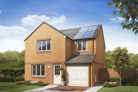 4 bedroom detached house for sale - Plot 3, The Leith  at Clyde Shores, Dalry Road (B714) KA21