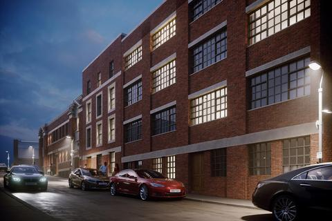 2 bedroom flat for sale - The Copperworks, Camden Street, Jewellery Quarter, Birmingham B1