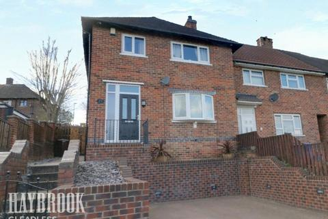 3 bedroom end of terrace house for sale - Harborough Drive, Sheffield