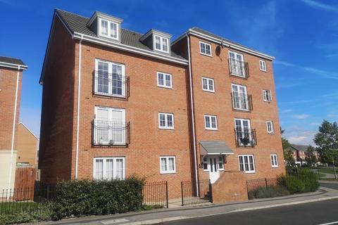 1 bedroom apartment for sale - TOPLISS WAY, LEEDS, WEST YORKSHIRE, LS10 4FQ